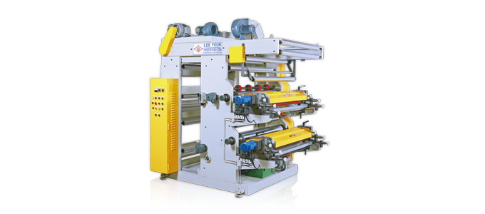 LS 连线凸版/胶版印刷机