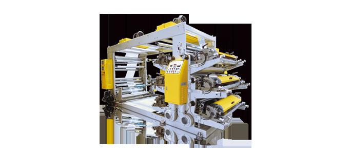 LL 独立凸版/胶版印刷机