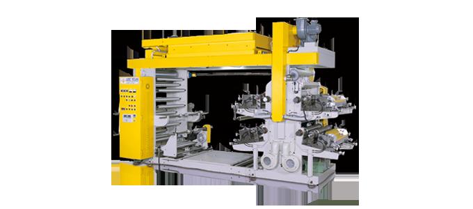 FSP 獨立凸版/膠版印刷機